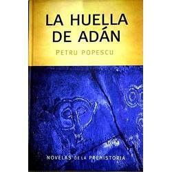 La Huella De Adán [Tapadura] Popescu, Petru - 8447335259