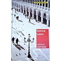 Justicia Uniforme De Donna Leon 9788467434477 www.todoalmejorprecio.es