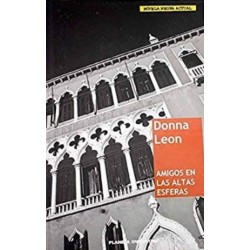 Amigos En Las Altas Esferas De Donna Leon 9788467434415