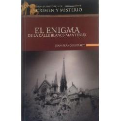 El Enigma De La Calle Blancs-Manteaux De Jean-François Parot 9788448720926 www.todoalmejorprecio.es