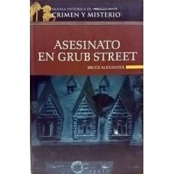 Asesinato En Grub Street De Bruce Cook 9788448722111 www.todoalmejorprecio.es