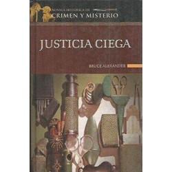 La Justicia Ciega De Bruce Alexander 9788448721589 www.todoalmejorprecio.es