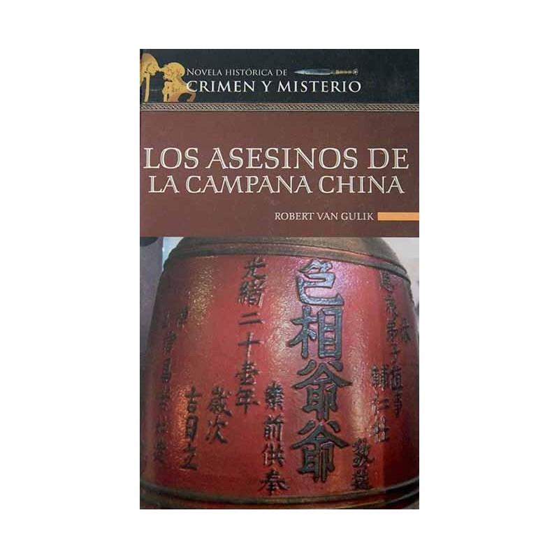 Los Asesinos De La Campana China De Robert Van Gulik 9788448722081 www.todoalmejorprecio.es