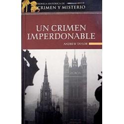 Un Crimen Imperdonable De Andrew Taylor 9788448721138 www.todoalmejorprecio.es