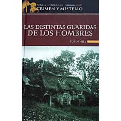 Las Distintas Guaridas De Los Hombres De Susan Hill 9788448722173 www.todoalmejorprecio.es