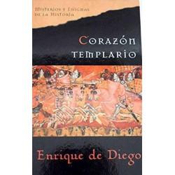 Corazón Templario De Enrique De Diego 9788467422306 www.todoalmejorprecio.es
