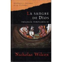 La Sangre De Dios De Nicholas Wilcox 9788467420623 www.todoalmejorprecio.es