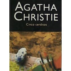 Cinco Cerditos Del Autor Christie Agatha 9788427298095 www.todoalmejorprecio.es