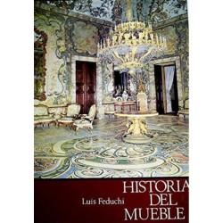 Historia Del Mueble Del Autor Luis Feduchi Decoración 1966 www.todoalmejorprecio.es