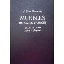 Muebles De Estilo Francés Desde El Gótico Hasta El Imperio www.todoalmejorprecio.es