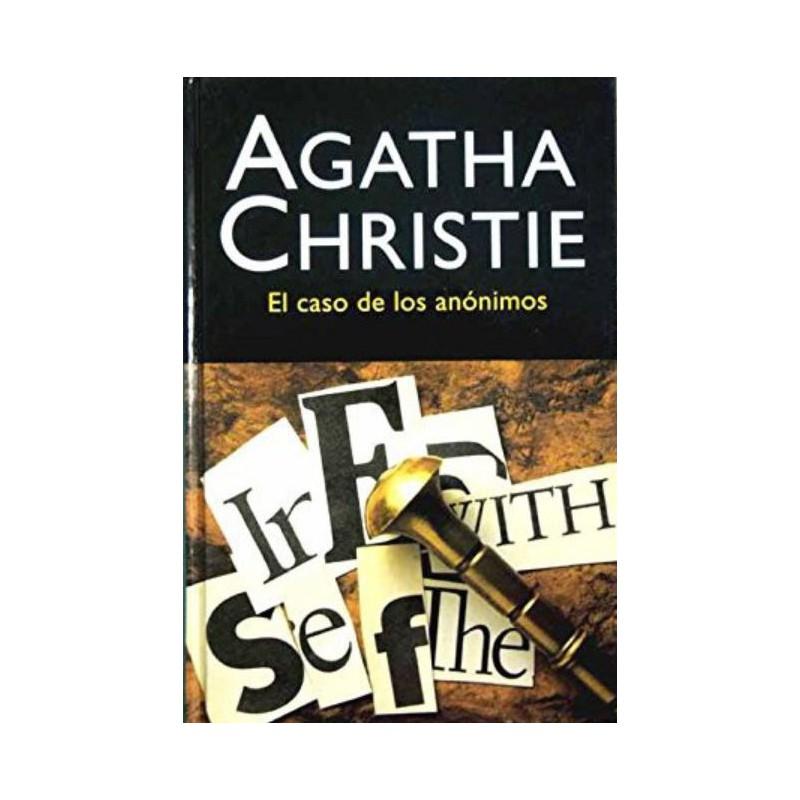 El Caso De Los AnonimosDel Autor Agatha Christie 9788427298279 www.todoalmejorprecio.es