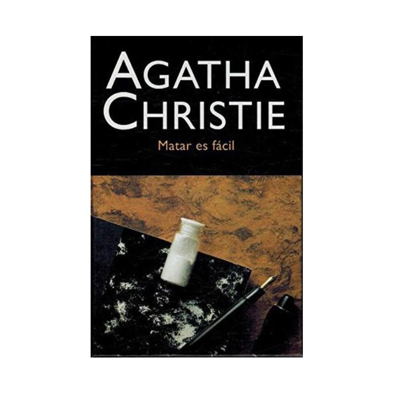 Matar Es Fácil Del Autor Christie Agatha 9788427298231 www.todoalmejorprecio.es