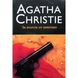 Se Anuncia Un Asesinato Del Autor Christie Agatha 9788427298316 www.todoalmejorprecio.es