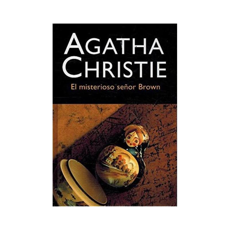 El Misterioso Señor Brown Del Autor Agatha Christie 8427298439 www.todoalmejorprecio.es