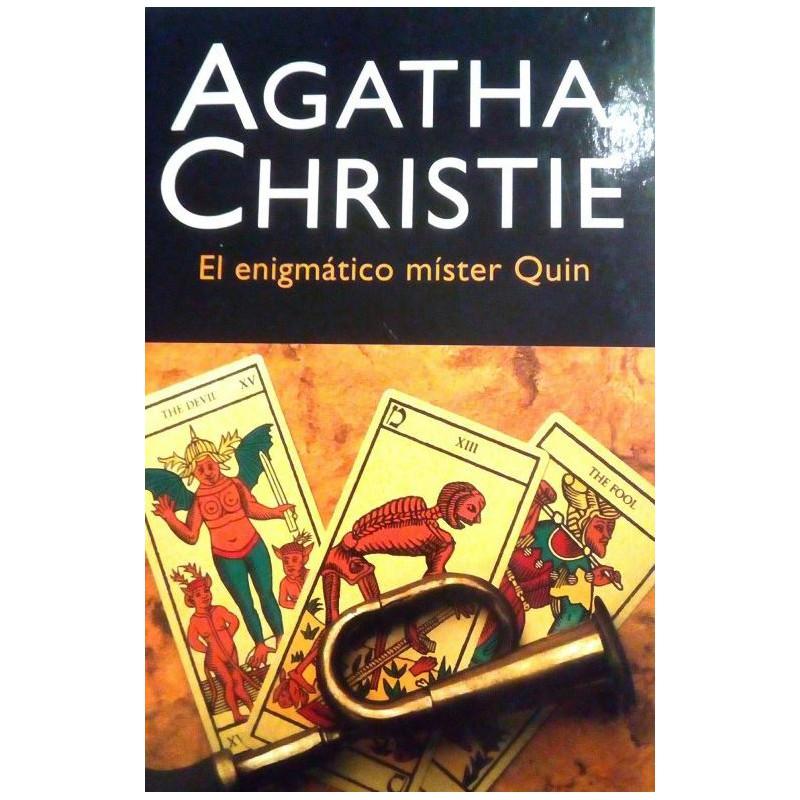 El Enigmático Míster Quin Del Autor Agatha Christie 8427298463 www.todoalmejorprecio.es