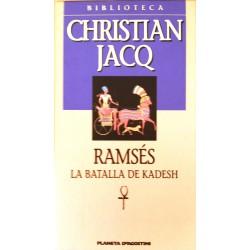Ramsés. La Batalla De Kadesh Jacq www.todoalmejorprecio.es