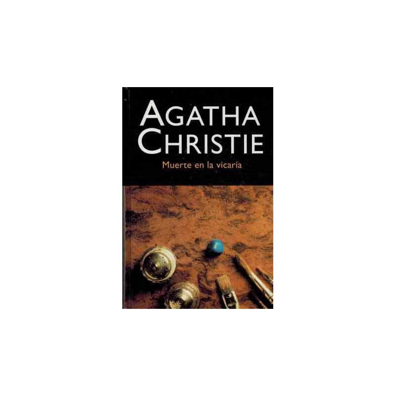 Muerte En La Vicaría Agatha Christie De Agatha Christie 9788427298163 www.todoalmejorprecio.es
