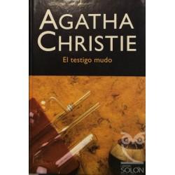 El Testigo Mudo De Agatha Christie 9788427298552 www.todoalmejorprecio.es
