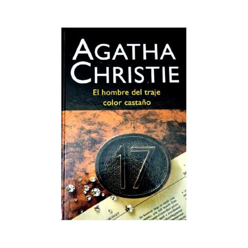 El Hombre Del Traje Color Castaño De Agatha Christie 9788427298156 www.todoalmejorprecio.es