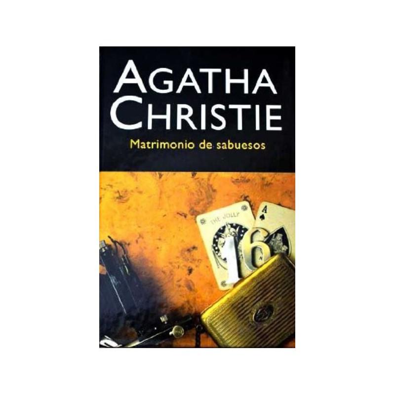 Matrimonio De Sabuesos Pareja En El Crimen De Agatha Christie 8427298404 www.todoalmejorprecio.es