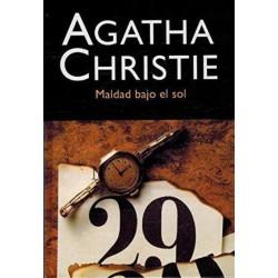 Maldad Bajo El Sol De Agatha Christie 9788427298583 www.todoalmejorprecio.es