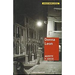 Muerte Y Juicio De Donna Leon 9788467432176 www.todoalmejorprecio.es