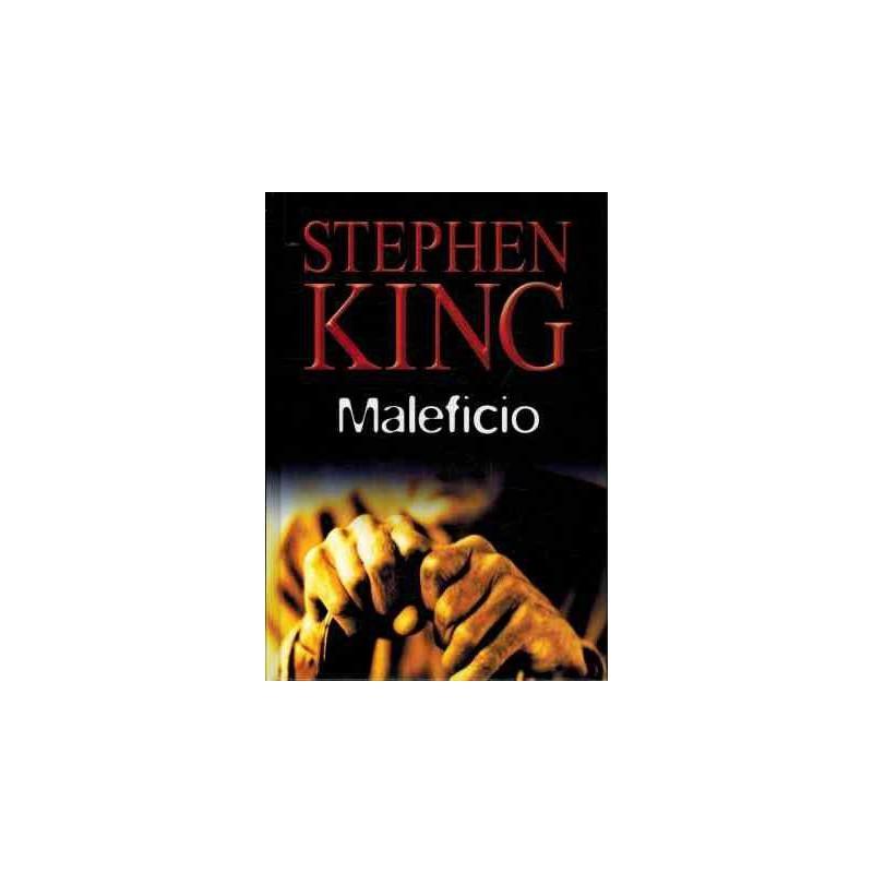 Maleficio Del Autor Stephen King 9788447333530 www.todoalmejorprecio.es