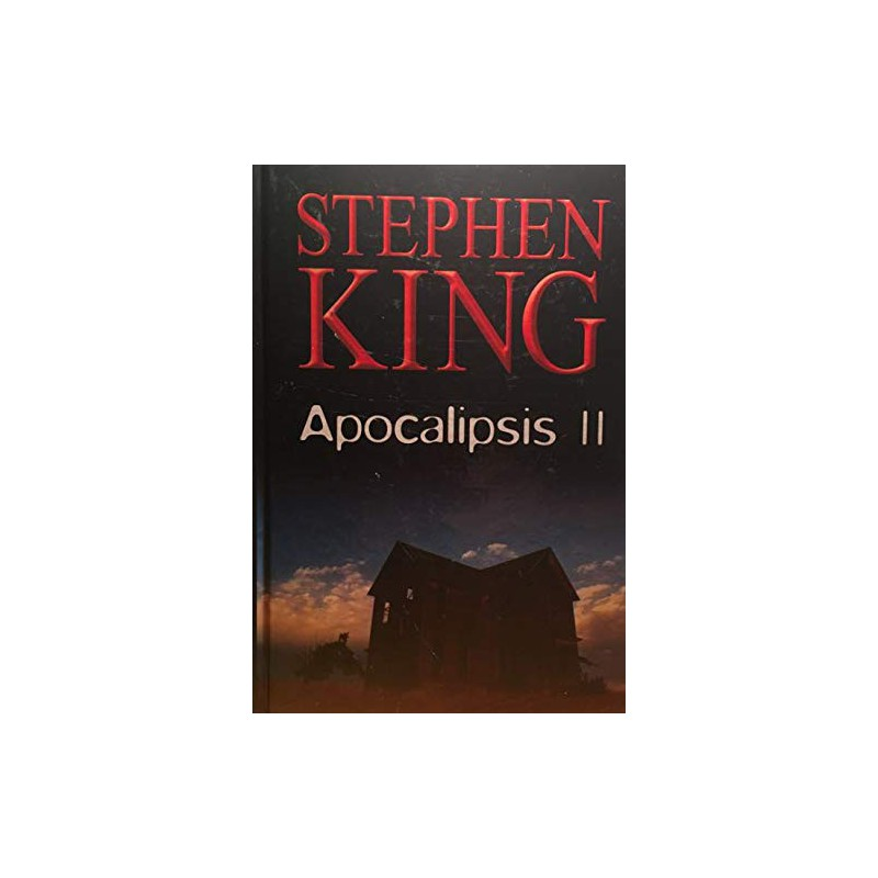 Apocalipsis Del Autor Stephen King 9788447334773 www.todoalmejorprecio.es