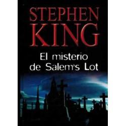 El Misterio De Salem'S Lot Del Autor Stephen King 9788447334711 www.todoalmejorprecio.es