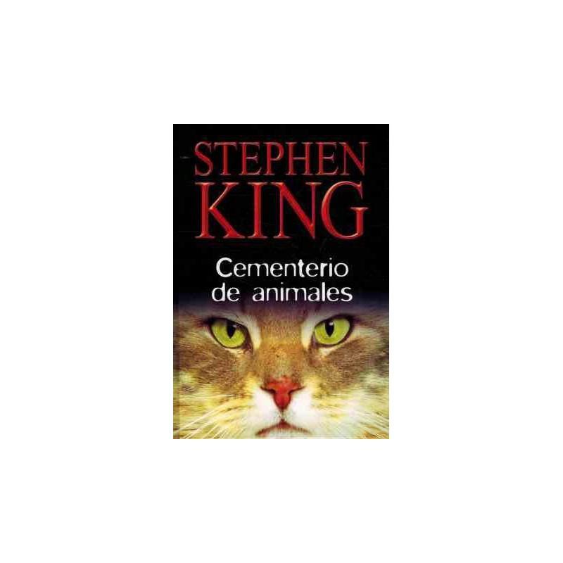 Cementerio De Animales De Stephen King 9788447333493 www.todoalmejorprecio.es