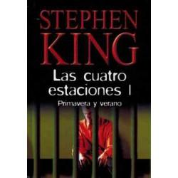 Las Cuatro Estaciones Volumen I Primavera Y Verano De Stephen King 9788447334681 www.todoalmejorprecio.es