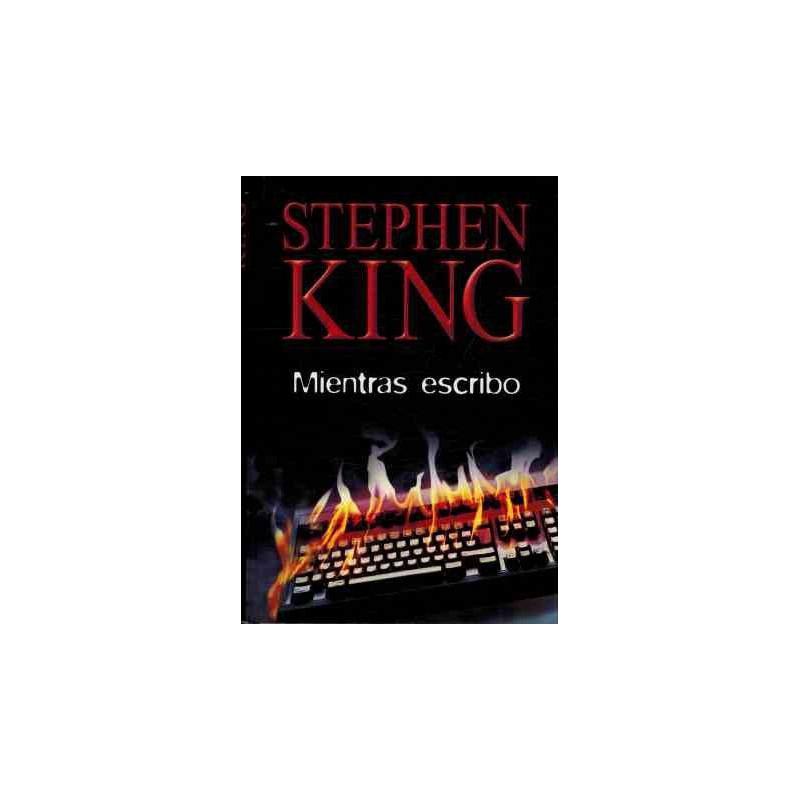 Mientras Escribo De Stephen King 9788447333479 www.todoalmejorprecio.es