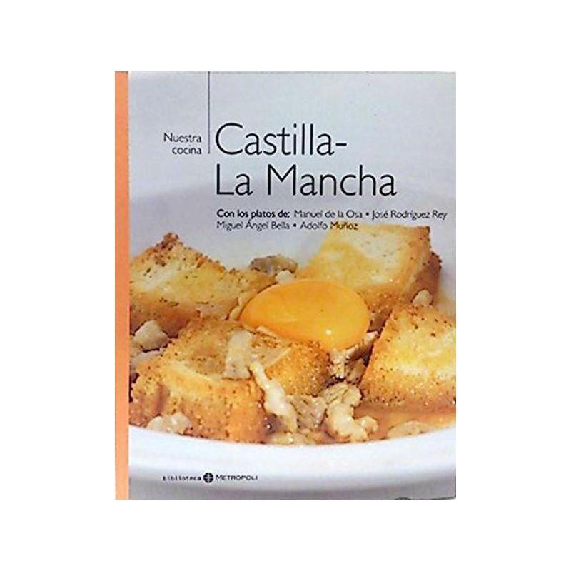 Castilla La Mancha De Miquel Sen 9788496418035 www.todoalmejorprecio.es