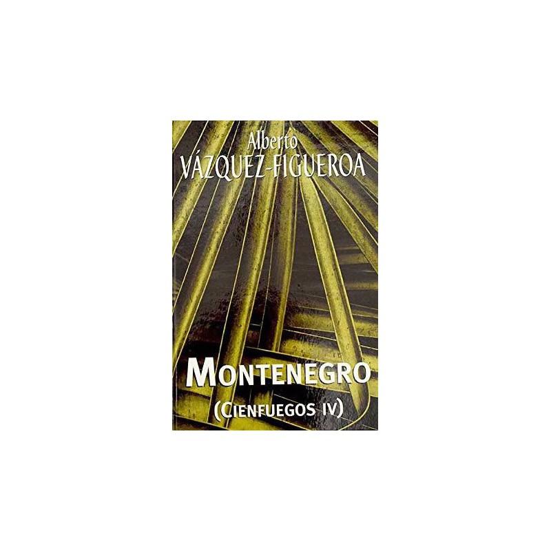 Montenegro Del Autor Escritor Vazquez Figueroa 9788447338108 www.todoalmejorprecio.es