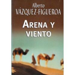 Arena Y Viento Del Autor Escritor Alberto Vázquez-Figueroa 9788447340095 www.todoalmejorprecio.es