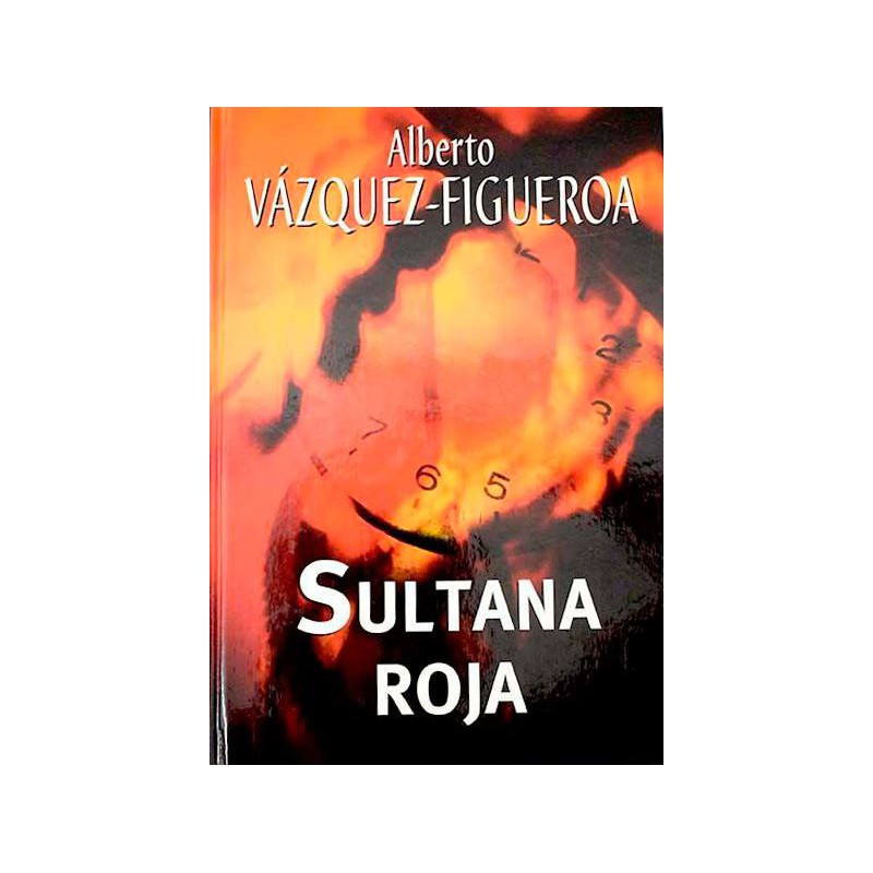Sultana Roja Del Autor Escritor Alberto Vázquez-Figueroa 9788447340064 www.todoalmejorprecio.es