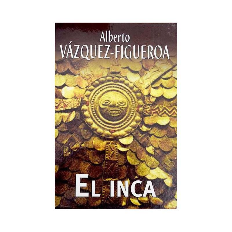 El Inca Del Autor Escritor Alberto Vázquez-Figueroa 9788447338023 www.todoalmejorprecio.es