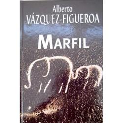Marfil Del Autor Escritor Alberto Vázquez-Figueroa 9788447340156 www.todoalmejorprecio.es