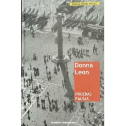 Pruebas Falsas De Donna Leon 9788467434484 www.todoalmejorprecio.es