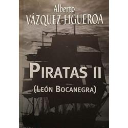 Piratas II León Bocanegra De Alberto Vázquez-Figueroa 9788447340088 www.todoalmejorprecio.es