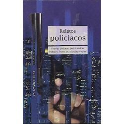 Relatos Policiacos Varios Dickens London Voltaire Pedro De Alarcon Y Otros 9788497646291 www.todoalmejorprecio.es