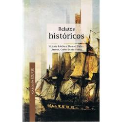 Relatos Históricos De Victoria Robbins Manuel Yañez Lerroux Y Otros 9788497646369 www.todoalmejorprecio.es