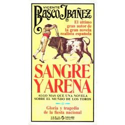 Sangre Y Arena De Vicente Blasco Ibanez 9788401480065 www.todoalmejorprecio.es