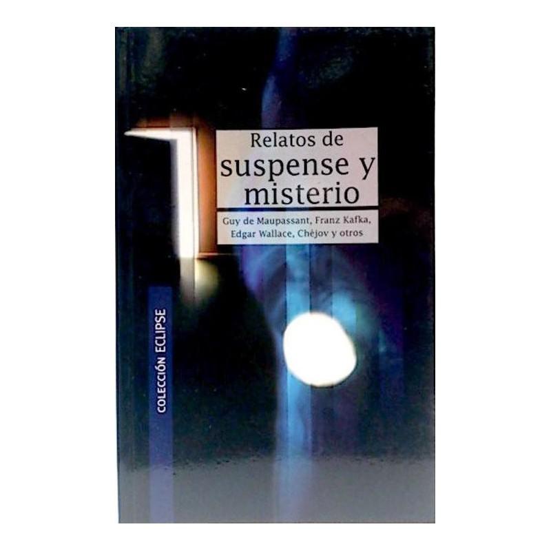 Relatos De Suspense Y Misterio 9788497646277 www.todoalmejorprecio.es