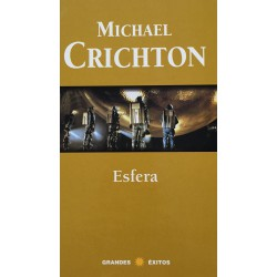 Esfera Michael Crichton [Jan 01