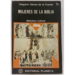 Mujeres De La Biblia (N.º 74. Biblioteca Cultural. Rtve) Garcia De