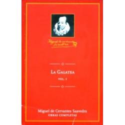 La Galatea 1 De Miguel De Cervantes Saavedra 9788495349231 www.todoalmejorprecio.es