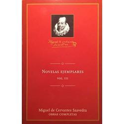 Novelas Ejemplares III De Miguel De Cervantes Saavedra 9788495349279 www.todoalmejorprecio.es