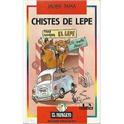 Chistes De Lepe De Javier Tapia 9788478801404 www.todoalmejorprecio.es