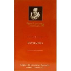 Entremeses De Miguel De Cervantes Saavedra 9788495349378 www.todoalmejorprecio.es